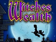 Играйте в Witches Wealth в клубе Вулкан Чемпион